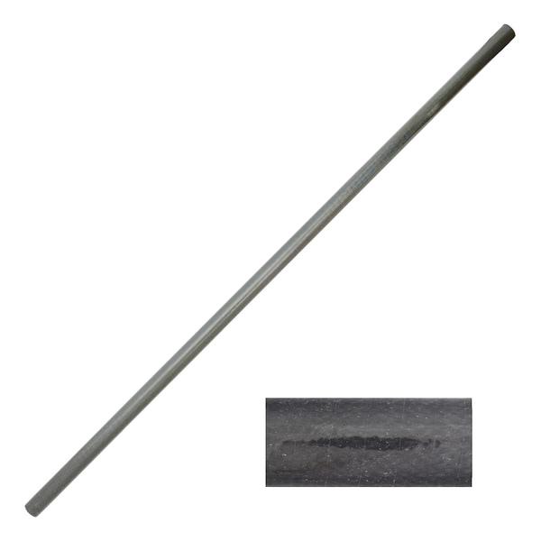 Труба K1 CARBON-GLASS шлиф. 27 | 28 | 29 mm (JUNIOR) PREPREG