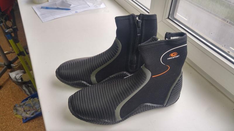Обувь RAFTER_old. Hiko