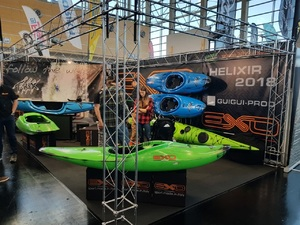 Бренды АБВ на Paddle Expo 2018