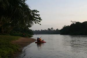Тренировки в Уганде