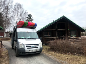 АБВ-шники открыли сезон на Myllykoski Bigwater Festival в Финляндии